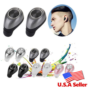 TWS11 Mini Twins True Stereo Bluetooth Earphone Headphones Headset TWS Wireless Bluetooth Handfree Dual Stereo Earbuds