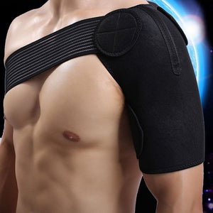 Adjustable Neoprene Back/Shoulder Support Brace