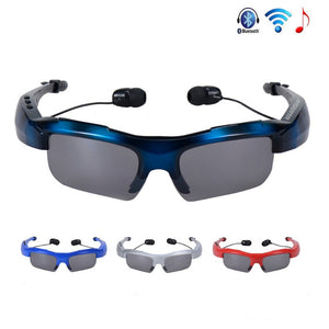 Bluetooth Wireless Sunglasses Headset
