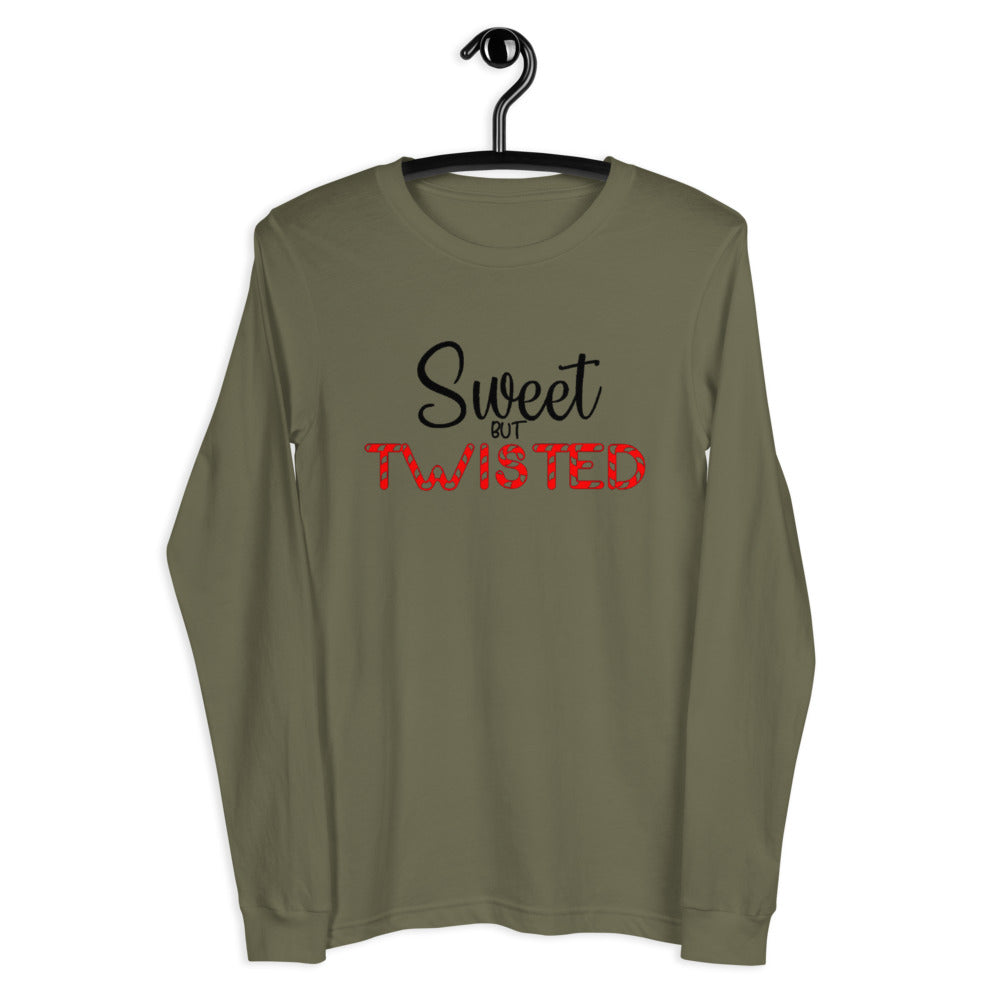 Sweet But Twisted Long Sleeve Tee