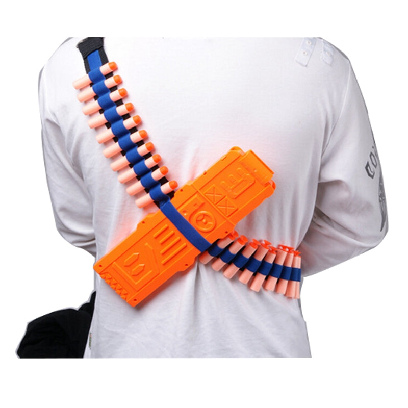 Soft Bullet Shoulder Girdle Belt For Nerf