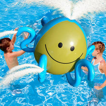 Inflatable Water Ball Sprinkler Octopus