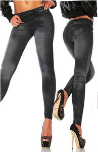 Denim Style Jeggings
