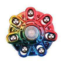 Multi-Color Fidget Spinner Toy