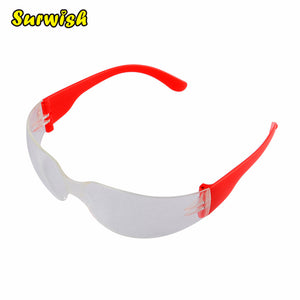 Kids Protective Safety Goggles - Red
