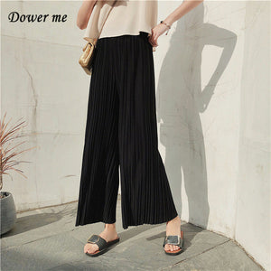 Loose Wide Leg Pants