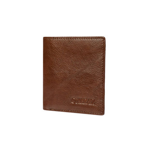 Classic Brown Men's Leather Wallet