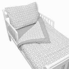 American Baby Company 100% Cotton Percale 4-piece Toddler Bedding Set