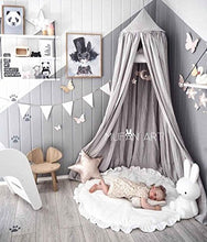 Princess Bed Canopy Net  Round Dome