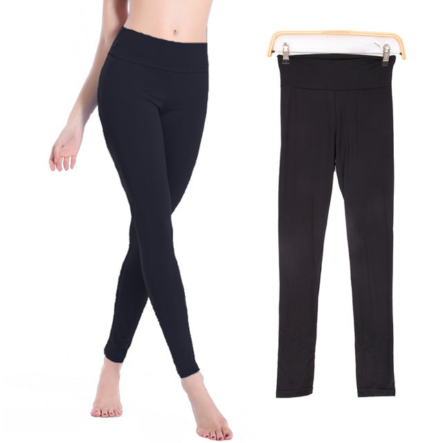 Slim Elastic  Workout  Yoga Leggings