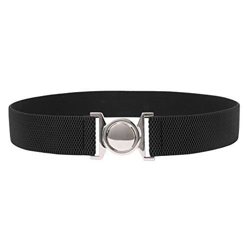 Women's Metal Stretchy Waist Belt