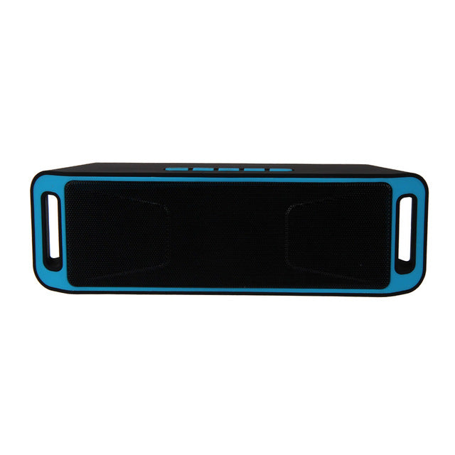 Wireless  Bluetooth  Double Speaker