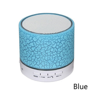 Mini LED Bluetooth Wireless Speaker