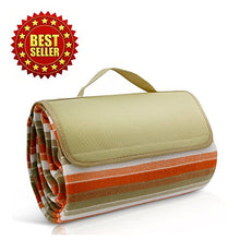 Extra Large Picnic & Outdoor Handy Blanket Tote
