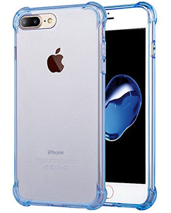 iPhone 7/8 Plus Crystal Clear Shock Absorption Case