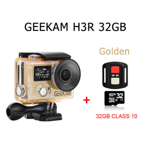 H3/H3R Action Camera 4K Wifi Ultra HD 170D Waterproof Mini Cam