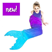 The Original Blankie Tails Mermaid Tail Blanket (Youth Size)