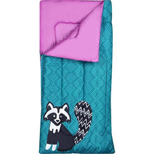Ozark-Trail Kids Sleeping Bag Camping Indoor Outoor