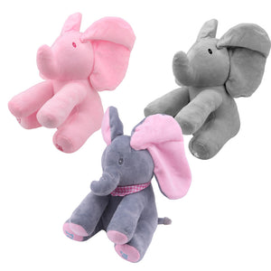 Flappy The Elephant Plush