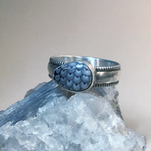 MERMAID DROPPINGS RING