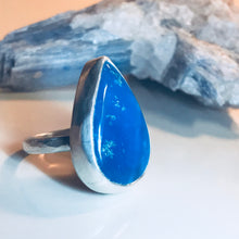 MARITIME BLUES RING