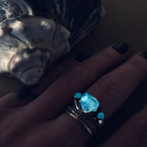 ICE QUEEN RING