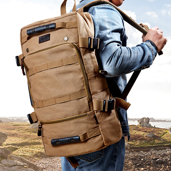 Travel With Trend With These Sporty Backpacks For Men