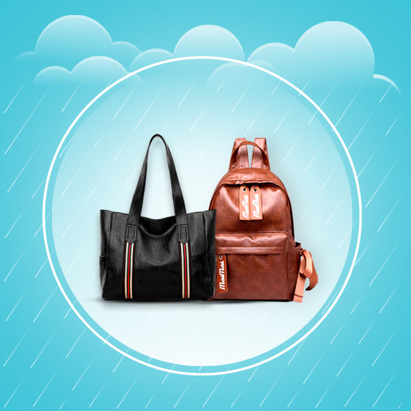 5 Trendy Waterproof Bags That Are Perfect For The Monsoon