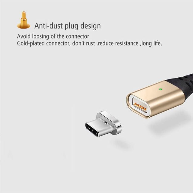 High Quality Magnetic Charging Cable (Choose your model carefully)