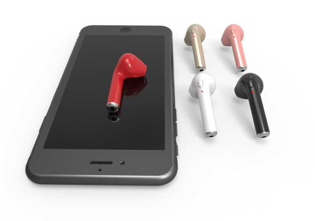 Wireless Earphones For Apple & Android - 3290