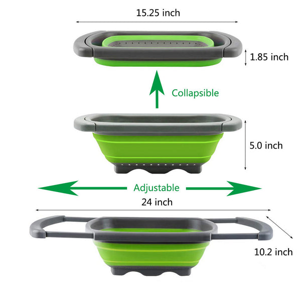 Progressive Collapsible Colander - 14269