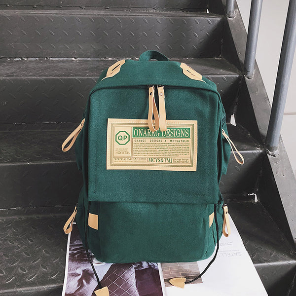 Xinbei Student college backpack bag