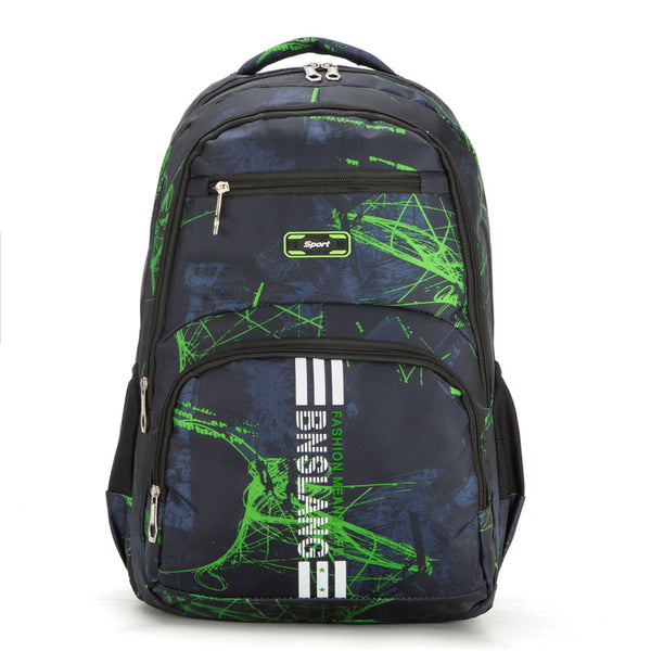 Mask New fashion outdoor backpack bag