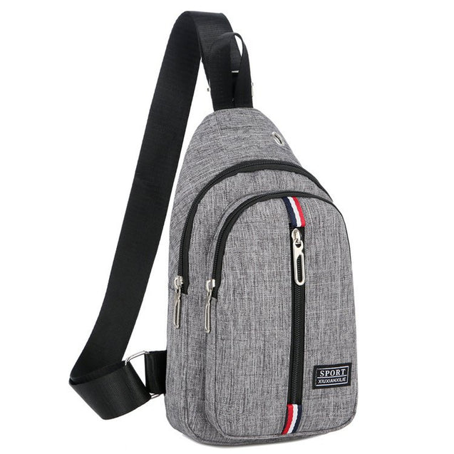 Ales Usb Charging Smart Crossbody Bag - 28685