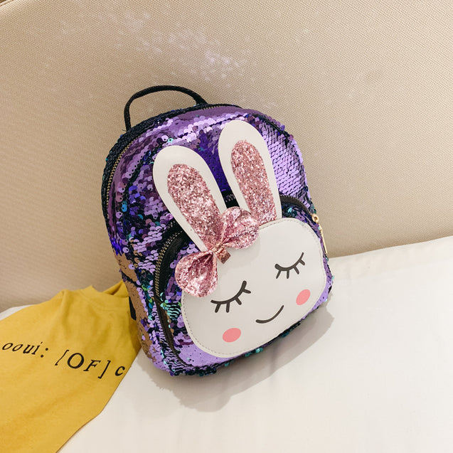 Buddie Cute Rabbit Casual Backpack - 29568