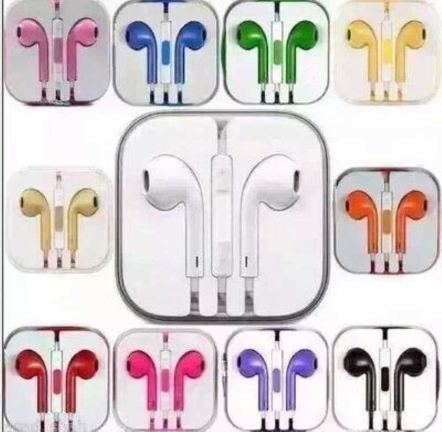 Wired In Ear Earphone With Mic-4730