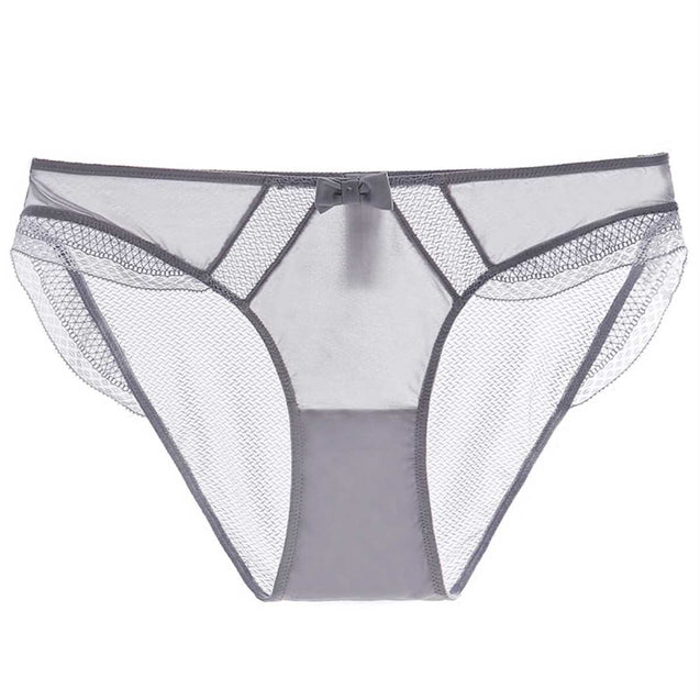 Lace Low Rise Brief (Single)