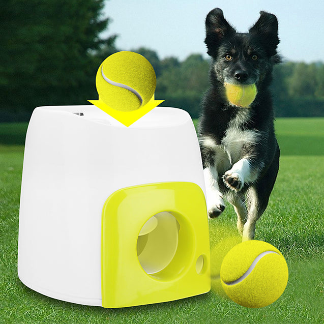 Afp Intelligence - Dog Tennis Toy Slinger Pet Ball Launcher-14063
