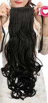 Ponytail Hair Extensions-3479