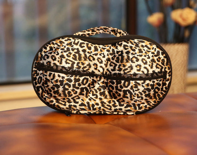 Portable Travel Waterproof Bra Storage Bag - 3896