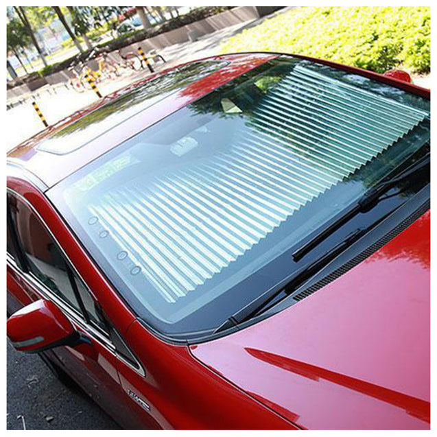 Temperature Dropping Car Retractable Visor -5320
