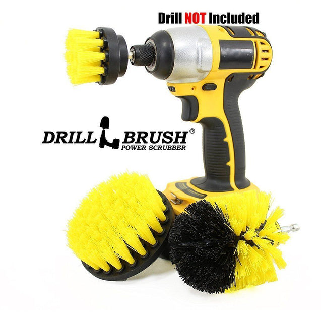 Drill Cleaning Brushes-3283