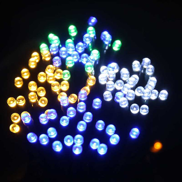 Waterproof Led Solar Light String- 12720