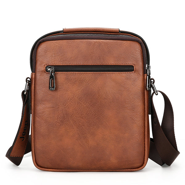 Pace Men'S Portable Retro Messenger Bag