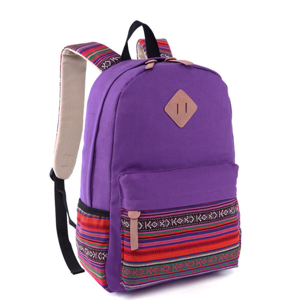 Motif Female style backpack in beautiful colors
