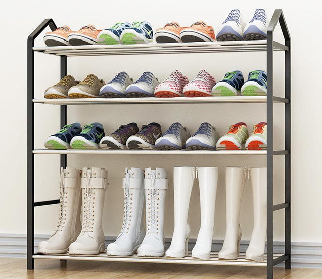 Foldable Shoe Rack-3324