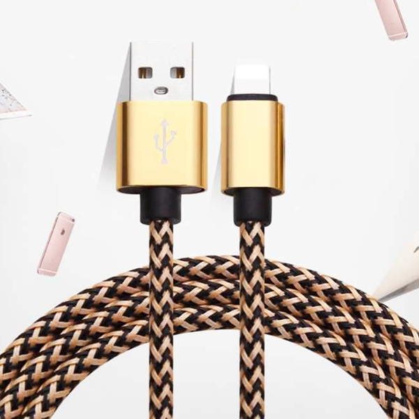 USB Data Cable for Hassle-Free Charging and Transfer (Single Head)-6367