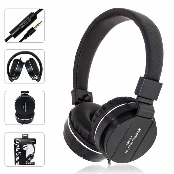 Wired Headphone for Music Lovers With Mic-7769
