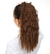 Clip-On Fluffy Ponytail Wig- 3721