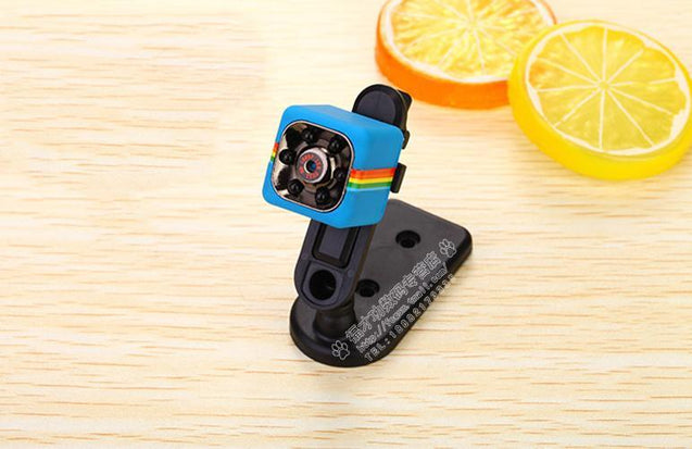 SQ11 Miniature Ultra-Small 1080P HD Night Vision Camcoder-2748